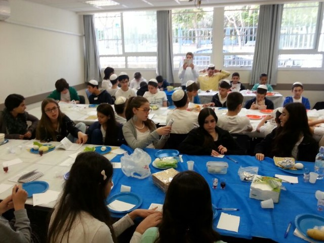 Seder Pesach (Small)